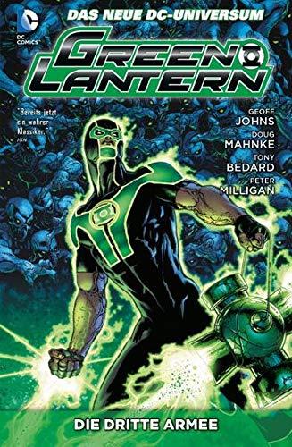 9783957985149: Green Lantern SB 03: Die dritte Armee