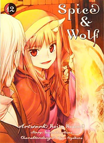 9783957985330: Spice & Wolf 12