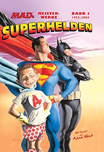 9783957985699: MADs Superhelden