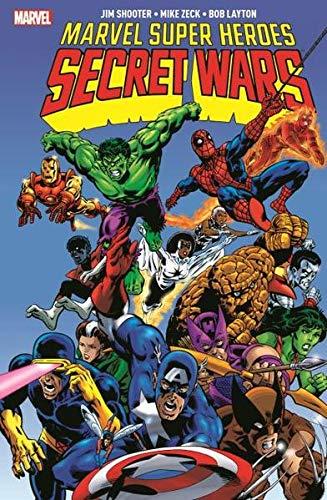 Marvel Super Heroes: Secret Wars: Shooter, Jim, Zeck,
