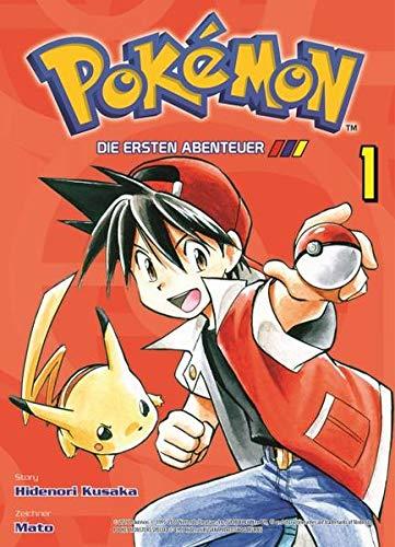9783957986368: Pokémon - Die ersten Abenteuer