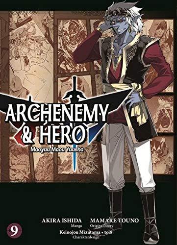 9783957986610: Archenemy & Hero - Maoyuu Maou Yuusha 09