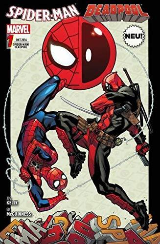 Spider-Man & Deadpool 01