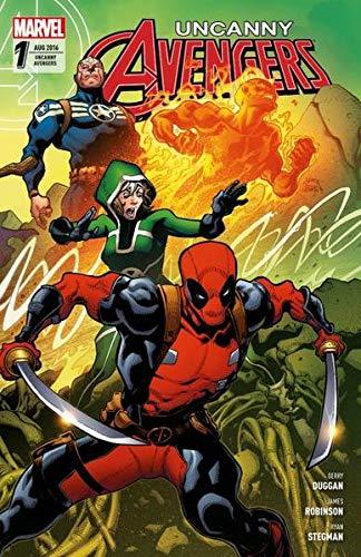 9783957988409: Uncanny Avengers Bd. 1 (2. Serie)
