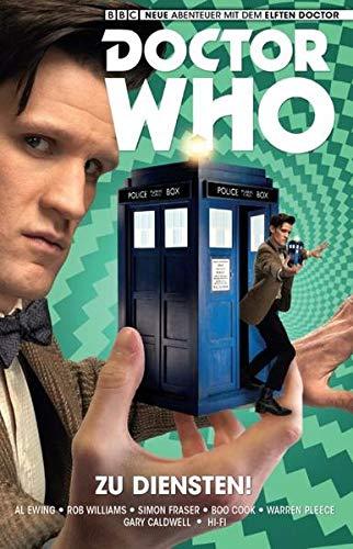 9783957989536: Doctor Who: Der elfte Doktor 02 - Zu Diensten