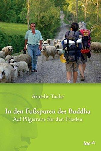 9783958022232: In den Fußspuren des Buddha (German Edition)