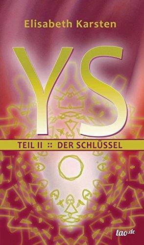 9783958024168: YS (German Edition)