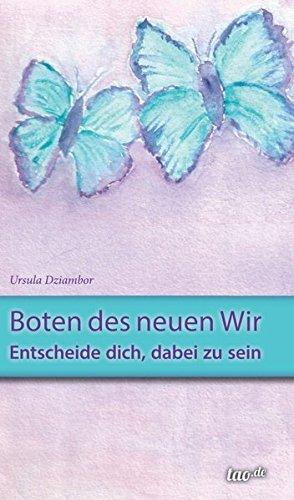 9783958025615: Boten des neuen Wir (German Edition)