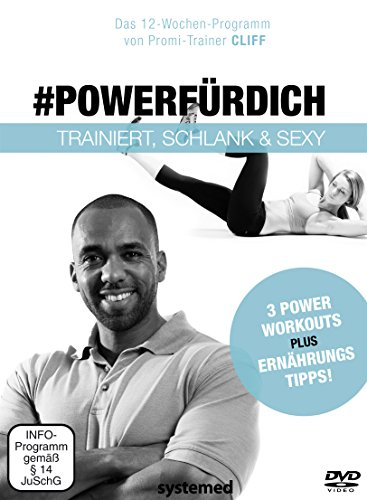 9783958140103: Powerfürdich , DVD [Alemania]