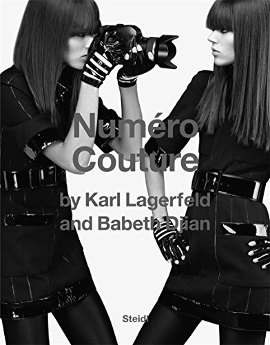 Numero Couture (Hardcover): Babeth Djian