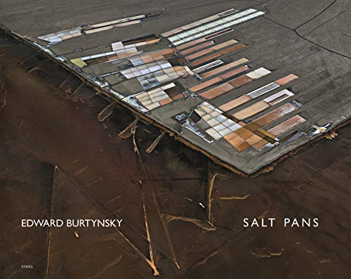 Edward Burtynsky: Salt Pans: Little Rann of Kutch, Gujarat, India: Edward Burtynsky