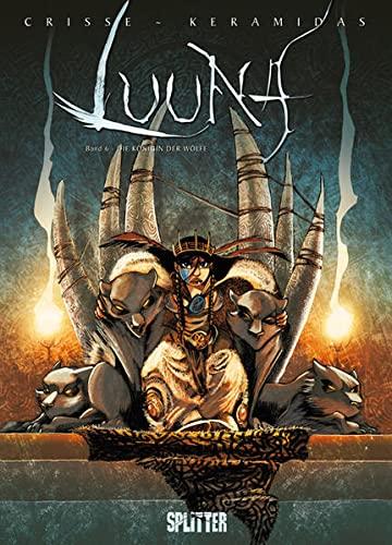 9783958390461: Luuna 06. Die Königin der Wölfe