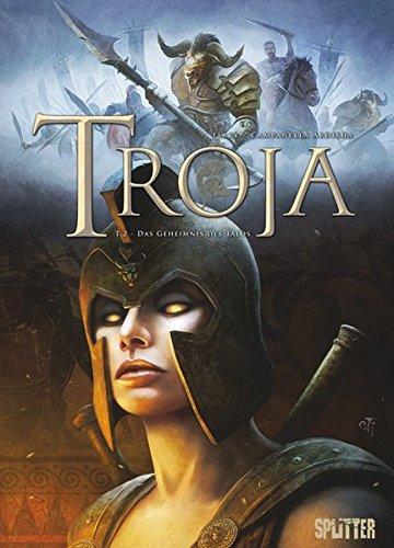 9783958390614: Troja 02. Das Geheimnis des Talos