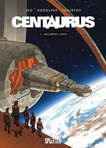 9783958391871: Centaurus 01