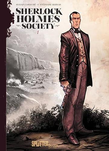 9783958392755: Sherlock Holmes - Society 01