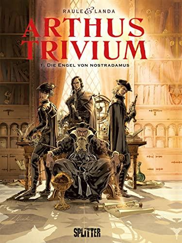 9783958394247: Arthus Trivium 01. Die Engel von Nostradamus