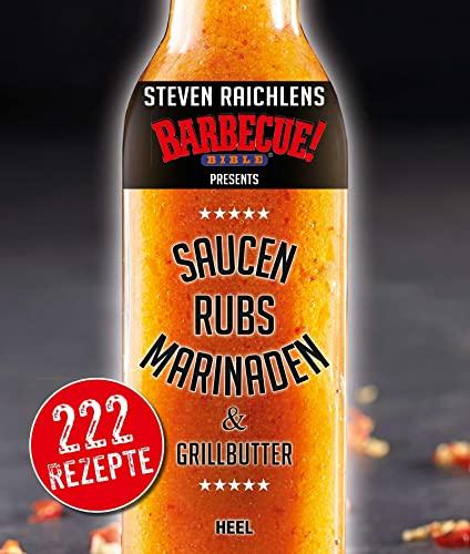 9783958430525: Steven Raichlens Barbecue Bible