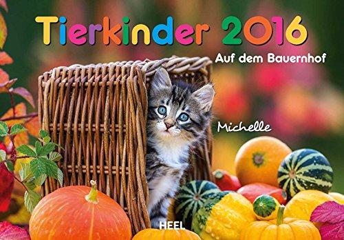 9783958430686: Tierkinder - Auf dem Bauernhof 2016