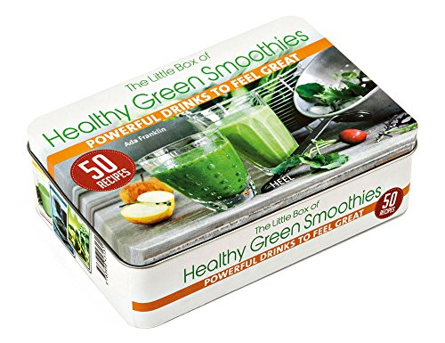 9783958431317: The Little Box of Healthy Green Smoothies: 50 Recipes (English and German Edition)
