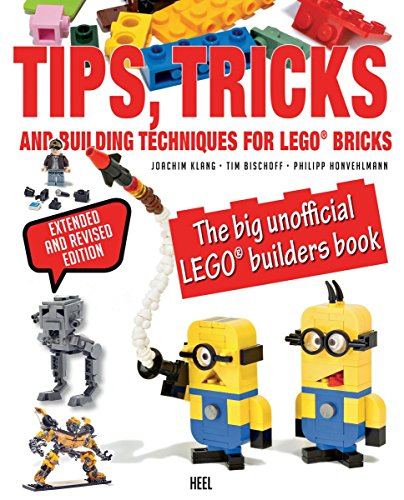 9783958431348: Lego Tips, Tricks and Building Techniques: The Big Unofficial Lego Builders Book
