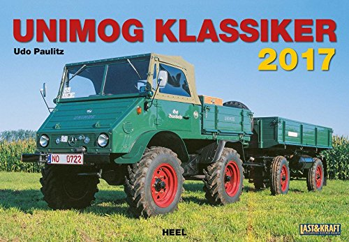 9783958432871: Unimog Klassiker 2017