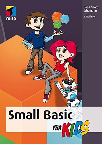 9783958453227: Small Basic für Kids