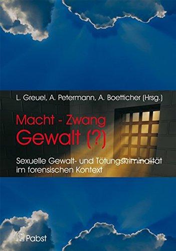 9783958530652: Macht - Zwang - Gewalt (?)