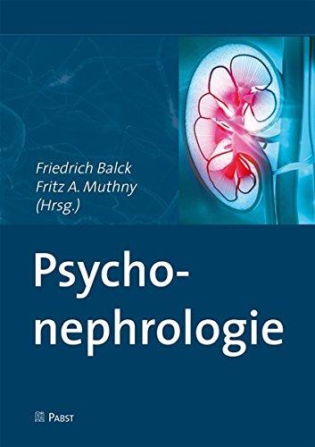 9783958530973: Psychonephrologie