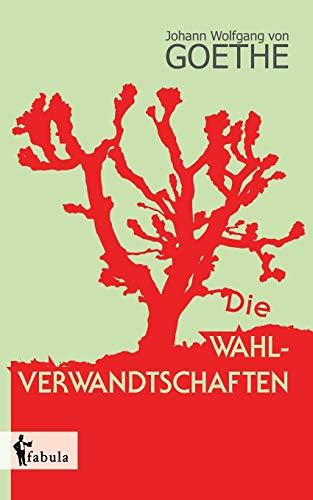 9783958550858: Die Wahlverwandtschaften (German Edition)