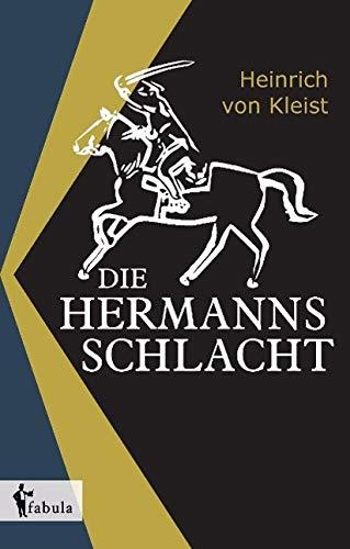 9783958551350: Die Hermannsschlacht