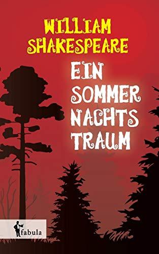 9783958553811: Ein Sommernachtstraum (German Edition)