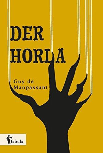 9783958555006: Der Horla