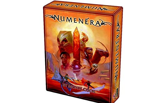 9783958670075: Numenera Grundregelwerk