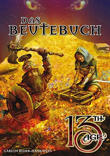 9783958670365: 13th Age: Das Beutebuch
