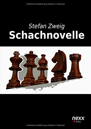 9783958701687: Schachnovelle (German Edition)