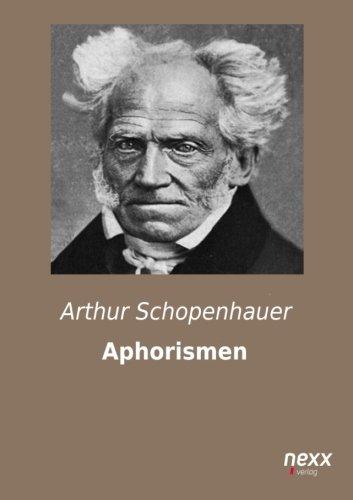 9783958701724: Aphorismen (German Edition)