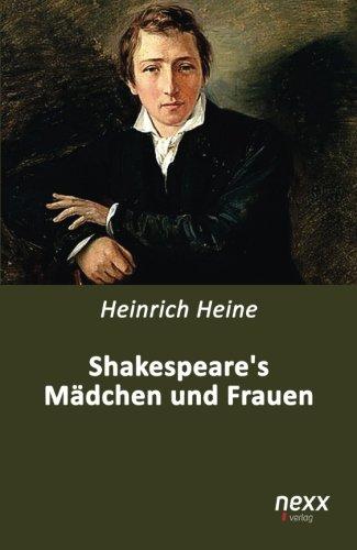 9783958702745: Shakespeare's Mädchen und Frauen