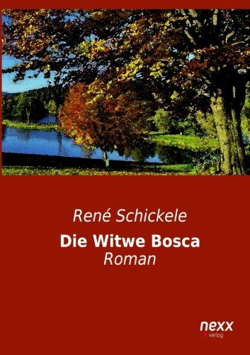 9783958702837: Die Witwe Bosca: Roman (German Edition)