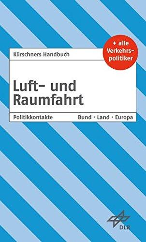 9783958790407: Kürschners Handbuch Luft- und Raumfahrt