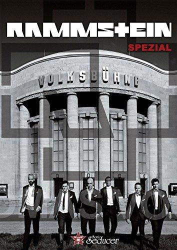 9783958970335: Rammstein Special: Mit exklusiven Fotos aus dem privaten Fotoarchiv von Rammstein - so war die Band noch nie zu sehen + Sonic Seducer 12-2015/01-2016 + DVD: M'Era Luna 2015