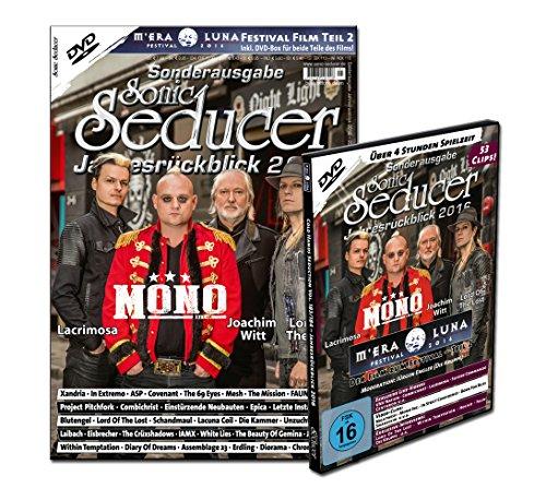 Sonic Seducer Jahresrückblick 2016: + exkl. M