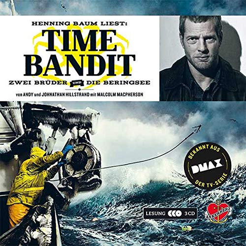 Campfire - Time Bandit, 3 Audio-CDs: Hillstrand, Andy /