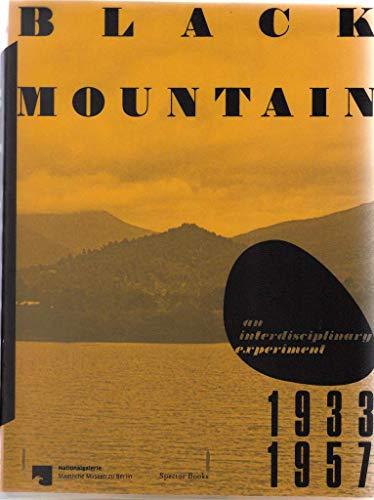 9783959050241: Black Mountain