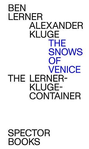 9783959052542: The Snows of Venice