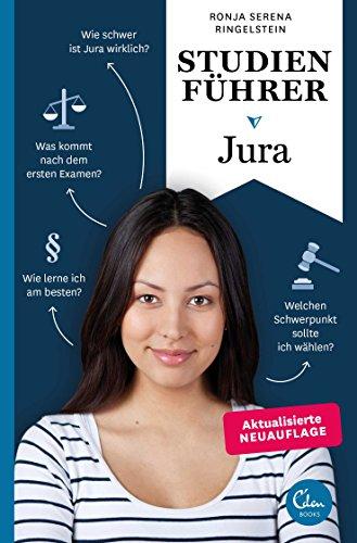 9783959100380: Studienführer Jura