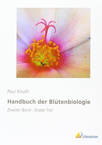 Handbuch der Blütenbiologie