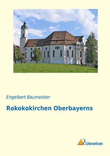 9783959131780: Rokokokirchen Oberbayerns