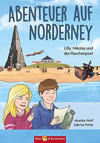 9783959160018: Abenteuer auf Norderney: Lilly, Nikolas und die Flaschenpost