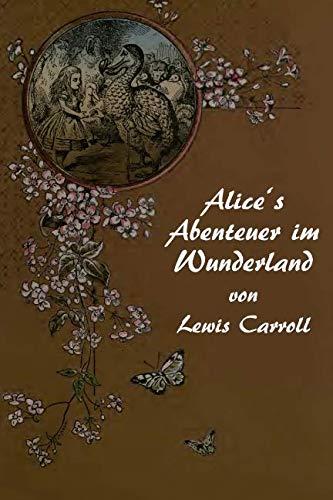 9783959400435: Alice's Abenteuer im Wunderland (German Edition)