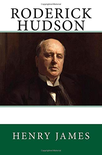 9783959402262: Roderick Hudson: The Original Edition of 1908